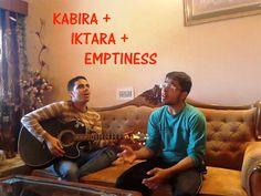 KABIRA | IKTARA | EMPTINESS mashup by VAIBHAV KATHURIA, ft.YUGAM KATHURIA