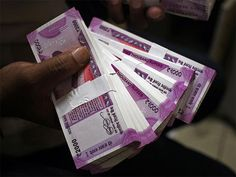 New Delhi: India's fiscal deficit touched Rs lakh crore during April-May period or percent of the budgeted target for the current fiscal year that ends in March, government data showed on Friday.The fiscal deficit was percent of the. Hyderabad, Chennai, Wealth Creation, Income Tax, Net Income, Passive Income, Business News, Business Casual, Federal