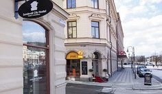Sundsvall City Hostel & Hotel is set in a stone building on a leafy downtown street, this unpretentious hostel is a 9-minute walk from both the Norrporten Arena... Get more information about the Sundsvall City Hostel & Hotel on Hostelman.com #place #Sweden #hostel #travel #destinations #tips #packing #ideas #budget #trips