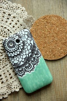 DIY mobile phone case