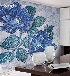 #SICIS #Mosaic #Tile .... beautiful