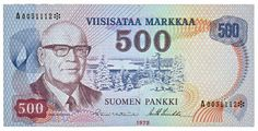 Finnish bank notes