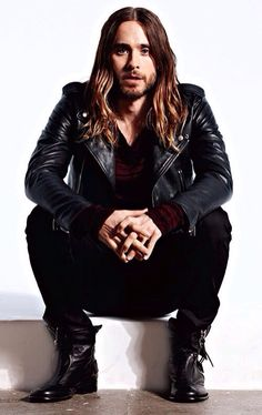 Jared Leto aka (Jordan Catalano and lead singer of 30 Seconds to Mars). Rooting and hoping he wins the Oscar on Sunday.  :)