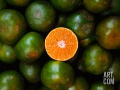 Mandarins for Sale., Serian, Sarawak, Malaysia Photographic Print by Mark Daffey at Art.com