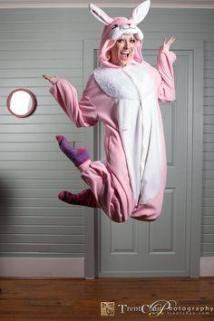 Kigurumi's are so great!  photographer - Trent Chau bunny - myself #cosplay #kigu #kigurumi