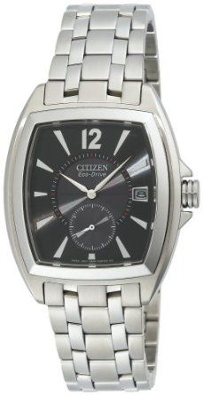 Citizen Mens BV1030-59E Eco-Drive Stainless Steel Watch