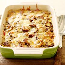 WW Texas Style Casserole - This potato-and-sausage casserole is an excellent make-ahead brunch recipe. Spice it up with low-fat Mexican cheese and hot-Italian sausage.