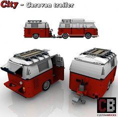 LEGO MINI Cooper Caravan & more!