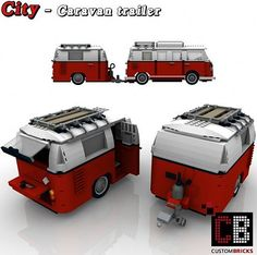 LEGO MINI Cooper Caravan & more!