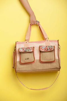 Maaji Beach Accessories brings you it's  Beach Bag Travel Bag (250MA)