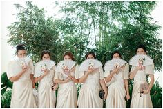 There's always something special about Filipiniana weddings. AJ and Karina's nod to our roots is a mix of traditional and fun--it's classic, stylish, and all around gorgeous. A modern Maria Clara bride? We'd say yes to that a hundred times!Rainbowfish Photographybeautifully compiled theamazing imagery of this wedding, and you can see it all here in…