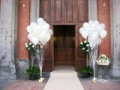 Resultado de imagen para decoración de iglesias para bodas