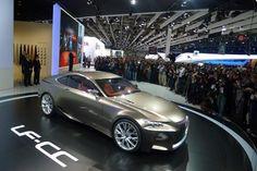 LF-CC Paris Auto Show - www.LexusOfNorthMiami.com