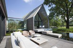 House HV | ILB Architecten Photo: Philippe van Gelooven