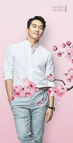 Asian Celebrities, Asian Actors, Korean Actors, Dr Jin, Song Seung Heon, Asian Love, Pop Songs, Korean Men, Man In Love
