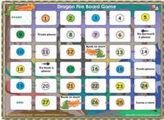 Math Board Games For Children - Pre-K to Sixth 6th Grade
