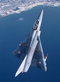 Dassault Mirage III - Swiss Air Force