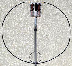 THE COKE LOOP Antenna by PY1AHD