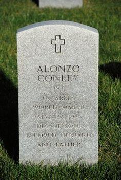 Alonzo Conley, Son of William 'Will' Conley of Decatur, Alabama.