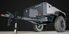 The Xventure Off Road Trailer is a military grade off roading trailer from the guys over at Schutt Industries. They have been building trailers for the military for quite sometime and recently came out with this consumer version, the Xventure. It is built to go anywhere your Jeep can go. We have attached a video so you can get a better look at the specs of these trailers.