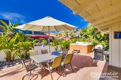 Bluewater Vacation Homes: Avalon