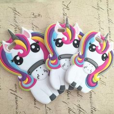 3D Rainbow Unicorn Cover
