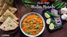 Dhaba Style Matar Masala (Green Peas Curry Recipe) Ingredients  #DhabaStyleMatarMasala #greenpeas #matarmasala #recipes #homecooking