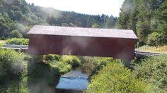 Side shot of Fisher Bridge.