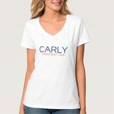 Carly Fiorina President 2016 T Shirt, Hoodie Sweatshirt