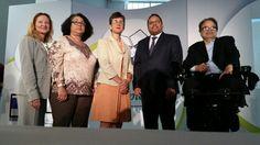 CONTRAPUNTOS --CAIMITO--Inauguran Escuela Virtual en Río Piedras, Escuela Inés Mendoza.