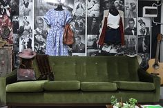 SWOP Clothing Exchange is a secret source of vintage and pre-loved clothes that keen hunters will find in the main street of West End Clothing Exchange, West End, Main Street, Brisbane, Vintage Shops, Places To See, Couch, Travel, Clothes