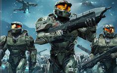 Halo Wars Wallpaper by igotgame on DeviantArt