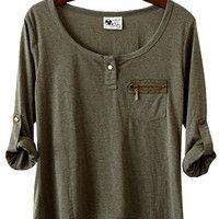 Perfect Shirt, Summer Sage
