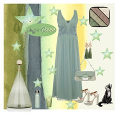 """""""Twinkle twinkle little star"""" by grashka ❤ liked on Polyvore featuring Burberry, Little Mistress, Lanvin, Vetro Vero, Tod's and Baci"""