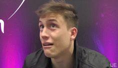 Loic Nottet Belgium 2015 Reaction