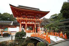 Kamigamo Shrine - Historic Monuments of Ancient Kyoto, Kyoto/Shiga Prefecture, Japan (UNESCO World Heritage Site)