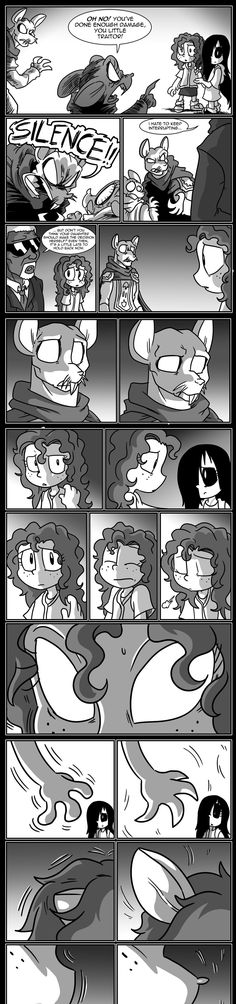 Erma :: Erma- The Rats in the School Walls Part 33   Tapastic Comics - image 1