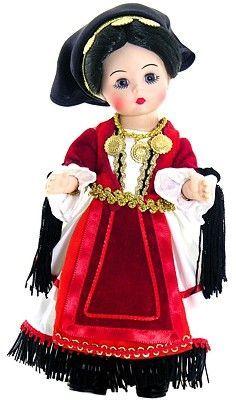 Madame Alexander Dolls - Greece - by Matilda Dolls