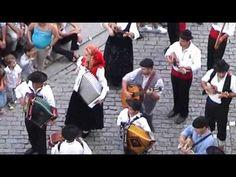 O Ciclo do Linho - Cortejo Etnográfico das Festas de São Bartolomeu em Ponte da Barca - Agosto de 2011