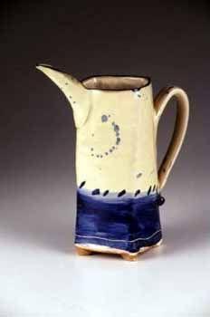 Ceramic Arts London - Nigel Lambert - Square Jug 35cm