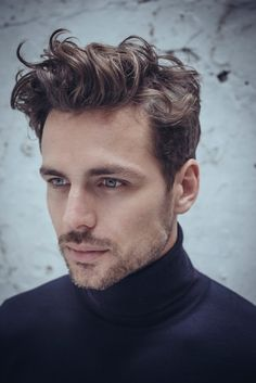 Bart D #hairstyle #menshairstyle #hair | Raddest Men's Fashion Looks On The Internet: http://www.raddestlooks.org
