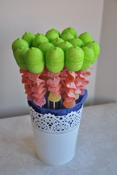 queparty!: Macetas de chuches
