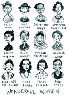 50 Best Strong Women Quotes In Celebration Of Women's History Month All of these women kicked ass and took names. Let their histories inspire you to change your life and the lives of others. Feminist Af, Feminist Quotes, Feminist Icons, Frida Kahlo Feminist, Equality Quotes, Who Runs The World, Intersectional Feminism, Strong Women Quotes, Quotes Women
