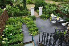 Holland Park Garden | Charlotte Rowe Garden Design