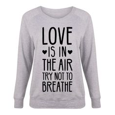 Women's Airwaves LLC Ladies Plus Valentine's Slouchy Pullover 1X... ($22) ❤ liked on Polyvore featuring plus size women's fashion, plus size clothing, plus size tops, plus size t-shirts, grey, tops & tees, graphic t shirts, graphic printed t shirts, heather grey t shirt and gray tees