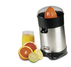 Prepare nutrient-packed smoothies and juices with the help of this Salton citrus juicer. Juicer For Sale, Juicer Reviews, Body Detoxification, Reverse Aging, Citrus Juicer, Juicing Benefits, The Help, Smoothies, Stainless Steel