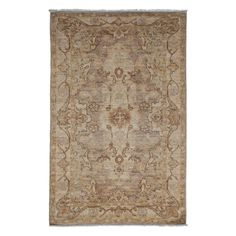 "Oushak Collection Oriental Rug, 3'1"" x 5'"
