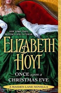 Once Upon a Christmas Eve by Elizabeth Hoyt. ⭐️⭐️⭐️⭐️⭐️ (5)