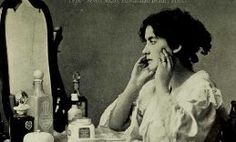 Edwardian beauty regime: A book from 1910 recommends vigorous self-massage to banish a double chin Beauty Guide, Beauty Advice, Edwardian Hairstyles, Beauty Regime, Beauty Habits, Gibson Girl, Beauty Book, Facial Massage, Day Book