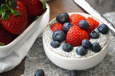 Chia-Pudding health
